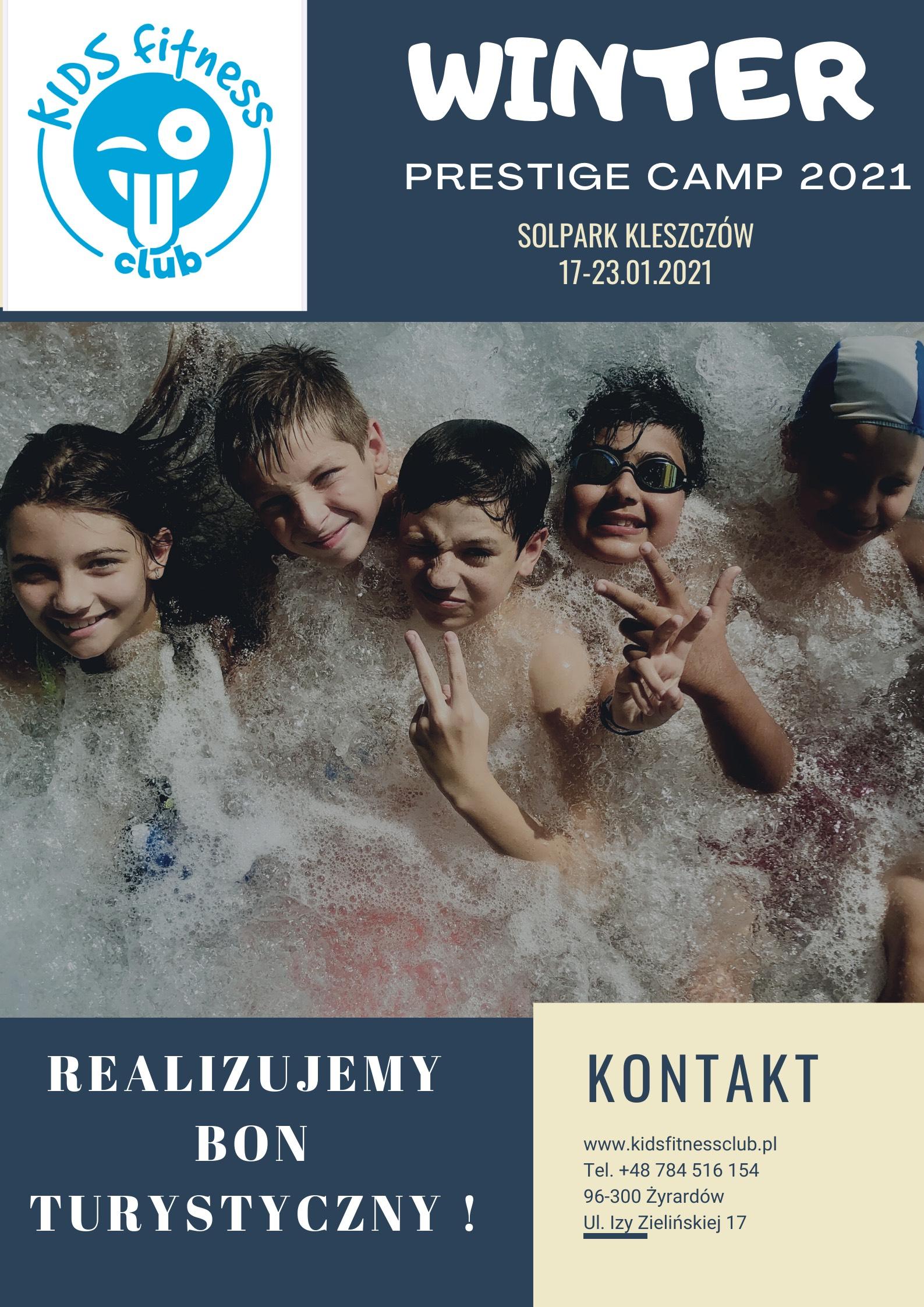WINTER PRESTIGE CAMP KLESZCZÓW 2021 - kidsfitnessclub.pl